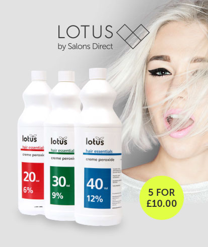 Lotus Peroxide | Salons Direct
