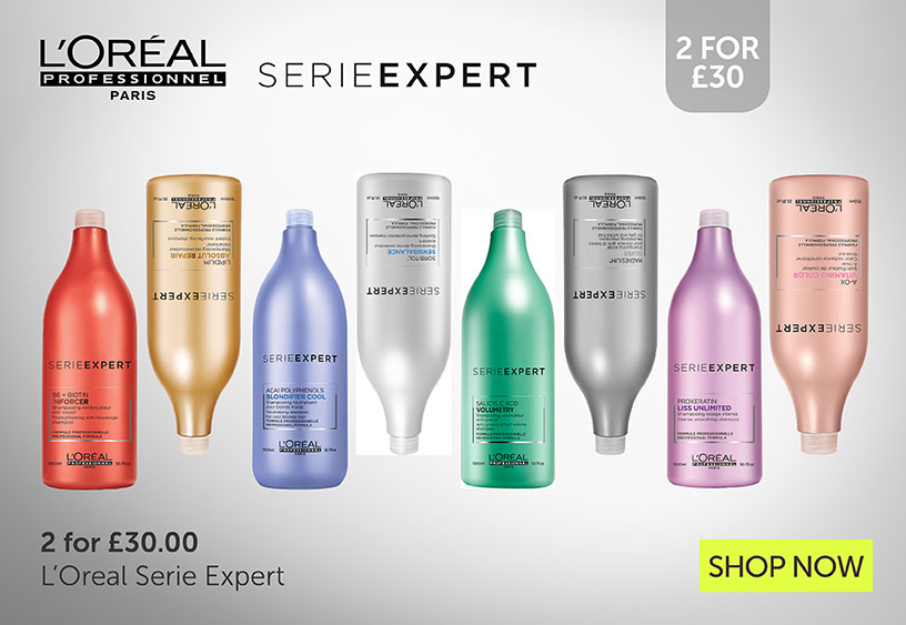 L'Oreal Serie Expert | Salons Direct