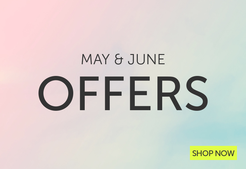 May/June Offers | Salons Direct