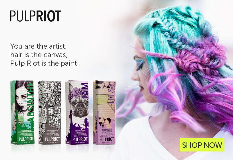 Pulp Riot | Salons Direct