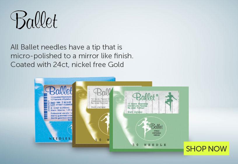 Ballet Needles | Salons Direct