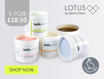 Lotus Creme Wax   Salons Direct