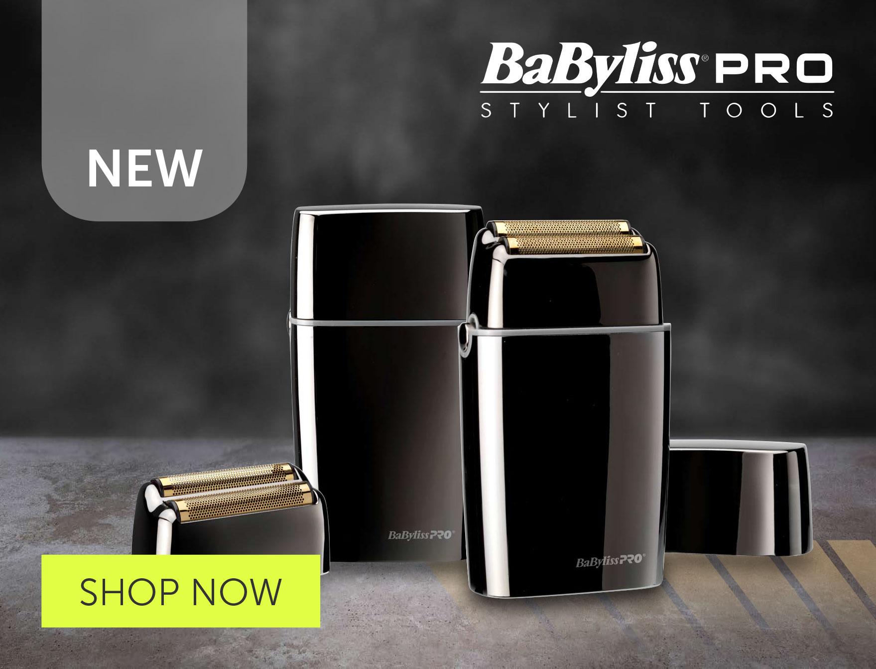 Babyliss Pro Foil | Salons Direct