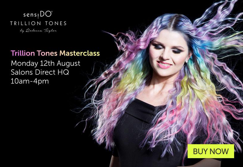 Trillion Tones Masterclass   Salons Direct