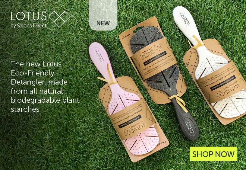 Lotus Eco Brushes | Salons Direct