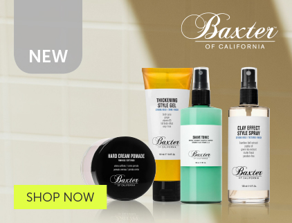 Baxters of California | Salons Direct
