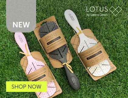 Lotus Eco Brush | Salons Direct