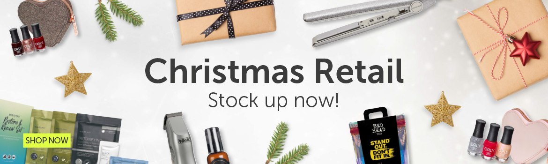 Christmas Retail | Salons Direct