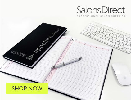 Salons Direct Appointment Book | Salons Direct