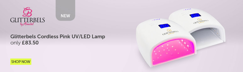Glitterbels Lamp | Salons Direct
