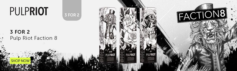 Offer- Pulp Riot   Salons Direct
