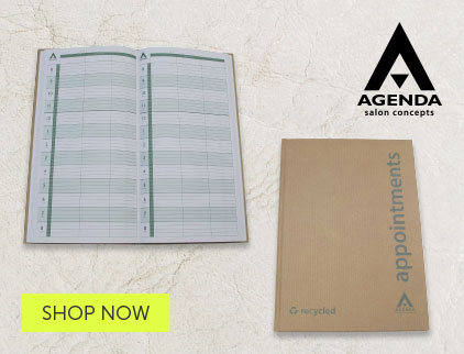 Agenda Eco Appointment Books | Salons Direct