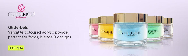 Glitterbels Acrylic Powder | Salons Direct