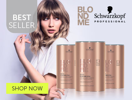 Blonde Me Enforcing Premium Lightener | Salons Direct