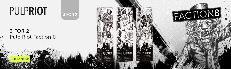 Pulp Riot Offer | Salons Direct